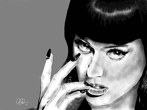 Katy Perry by Penny Ovenden
