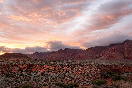 Kayenta Sunset 6 by Chris Fullmer