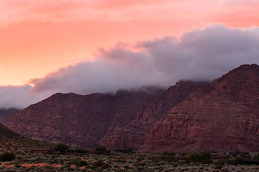 Kayenta Sunset 7 by Chris Fullmer