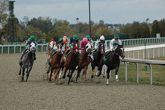 Keeneland Race Course by Sasan Fakharpour
