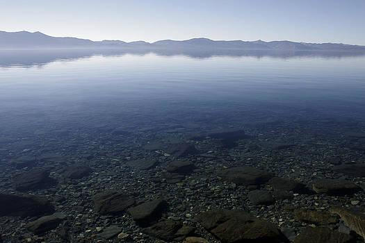 Keep Tahoe Blue by Adam Blankenship