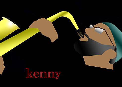 Kenny Garrett by Victor Bailey
