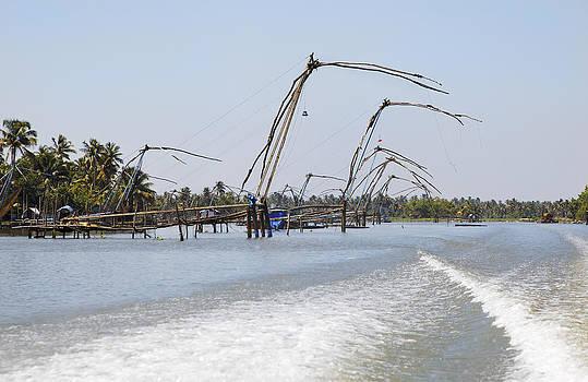 Kantilal Patel - Kerala Backwaters Fishing