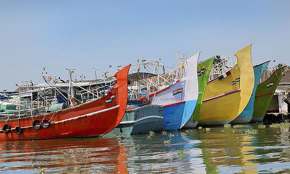 Kantilal Patel - Kerala Colors
