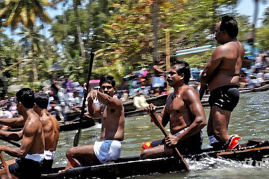 Kantilal Patel - Kerala Snake Boat Race