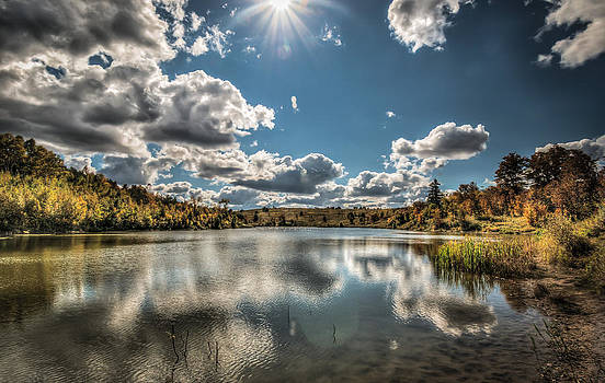 Kettle Lake by Jeff Smith