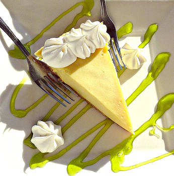 Key Lime Pie by Jo Sheehan