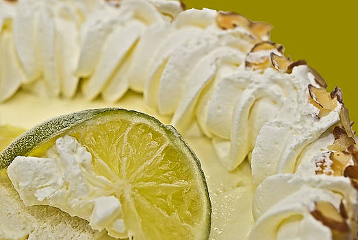 Key Lime Pie  by Susan Leggett