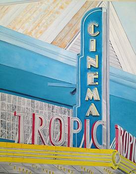 Key West - Tropic Cinema by John Schuller
