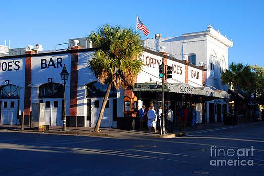 Susanne Van Hulst - Key West Bar Sloppy Joes