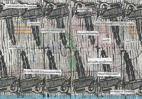 William Cauthern - Keys on Map