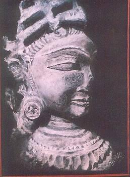 Khajuraho by Rajesh Chopra
