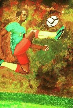 Kickin It by Victoria Rhodehouse