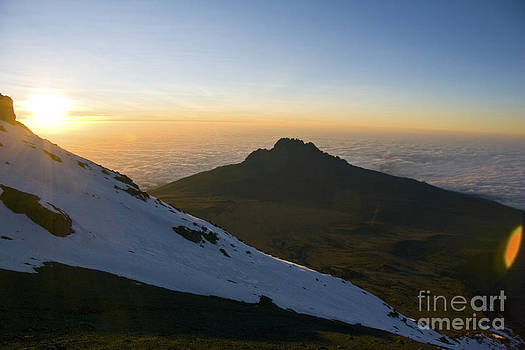 Kilimanjaro Sunrise by Scotts Scapes