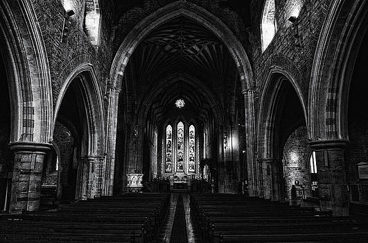 Kilkenny Cathedral by Laszlo Rekasi