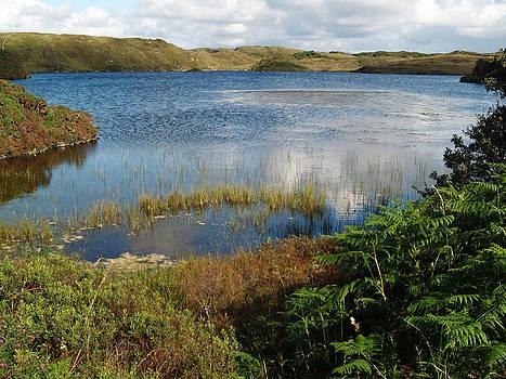 Kiltooris Lough by Steve Watson