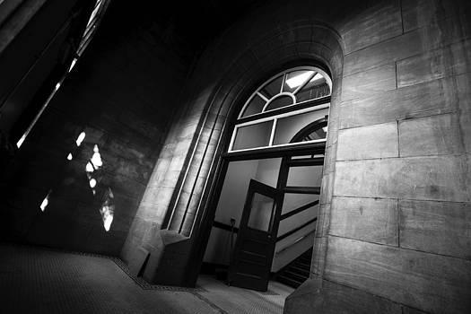 King Edward School - Entrance by Azriel Knight