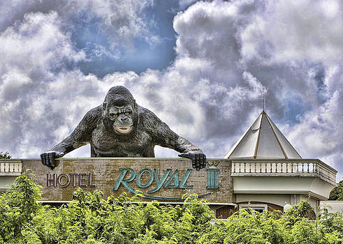 King Kong Hotel by Karen Walzer
