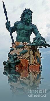King Neptune by Scott Allison