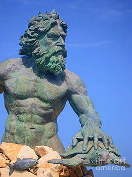 King Neptune by Shirley  Taylor