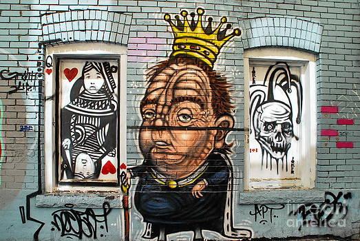 Andrea Kollo - King of the Streets