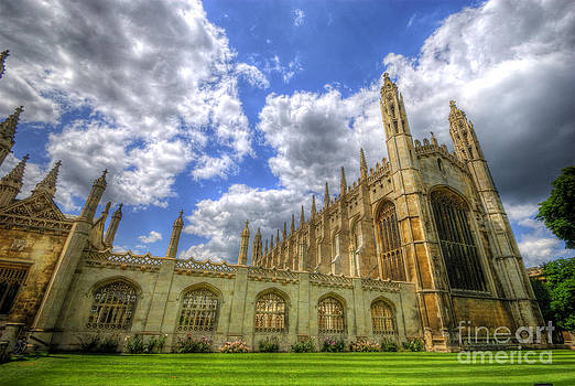 Yhun Suarez - Kings College - Cambridge