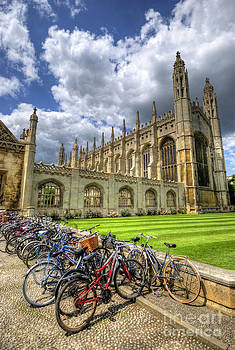 Yhun Suarez - Kings College Cambridge