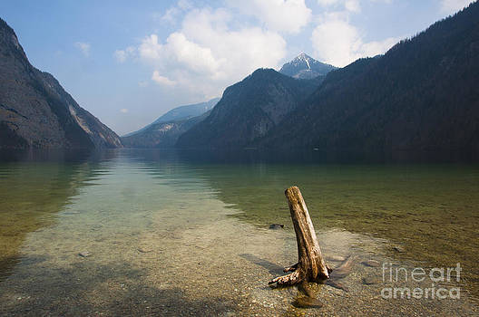 Kings Lake Bavaria by Andrew  Michael