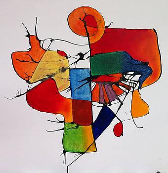 Kite To Ride Away by Graciela Scarlatto
