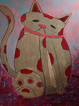 Nancy Fillip - Kitty Kat Two