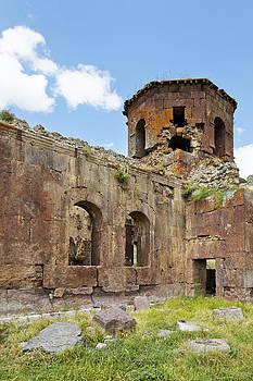 Kantilal Patel - Kizil Kilsie Red Church Cappadocia
