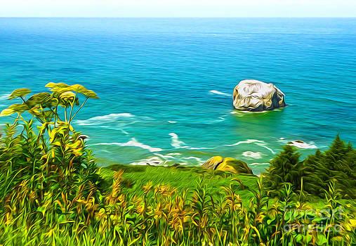 Gregory Dyer - Klamath Coast Lookout - 02