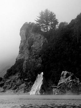 Klamath River Inlet by Rick Mutaw