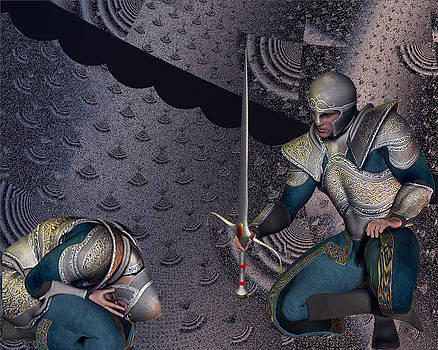 Knights by Virginia Dillman