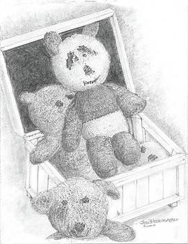 Jim Hubbard - Knitted Teddy Bears
