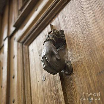 BERNARD JAUBERT - knocker