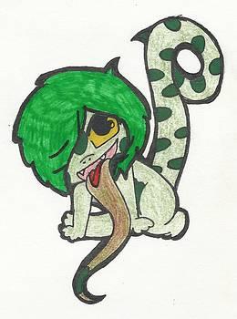 Michelle Cruz - Knot the Lizard