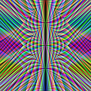 Knots in Hyperspace One by Joel Kahn