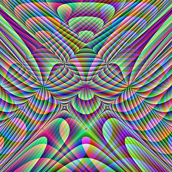 Knots in Hyperspace Two by Joel Kahn