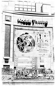 Ricky Barnard - Kodak Theatre