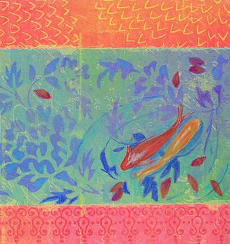 Koi Confetti by Laurel Porter-Gaylord