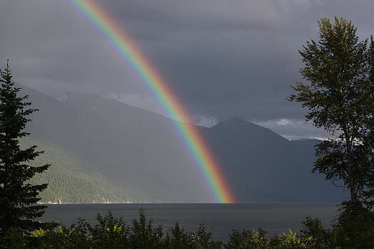 Cathie Douglas - Kootenay Rainbow