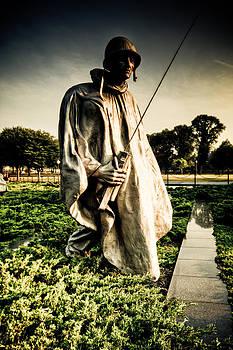 David Hahn - Korean War Memorial