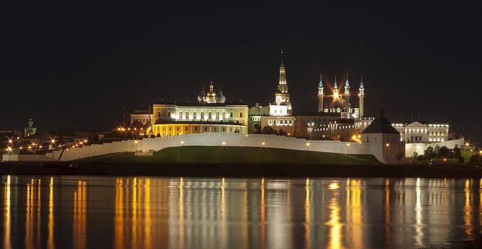 Kremlin by Vitaliy Pavlov