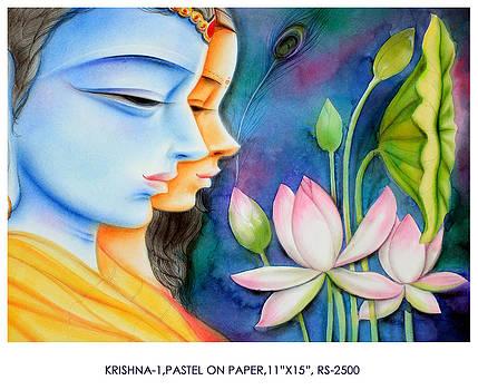 Krishna 1 by Pk Sahoo