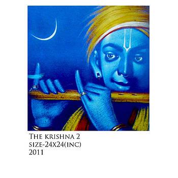 Krishna 2 by Santu Saha
