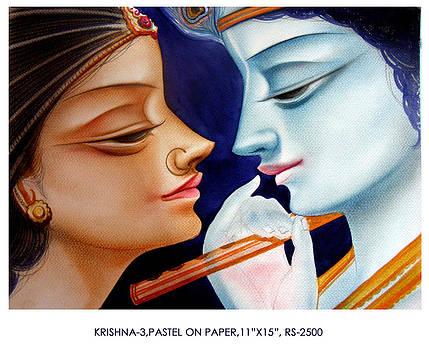 Krishna 3 by Pk Sahoo