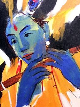 Krishna by Manish Verma
