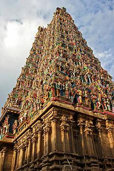 Kantilal Patel - Krishna Temple Madura