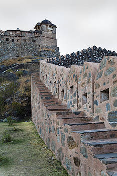 Kantilal Patel - Kumbhalgarth Fort Tower